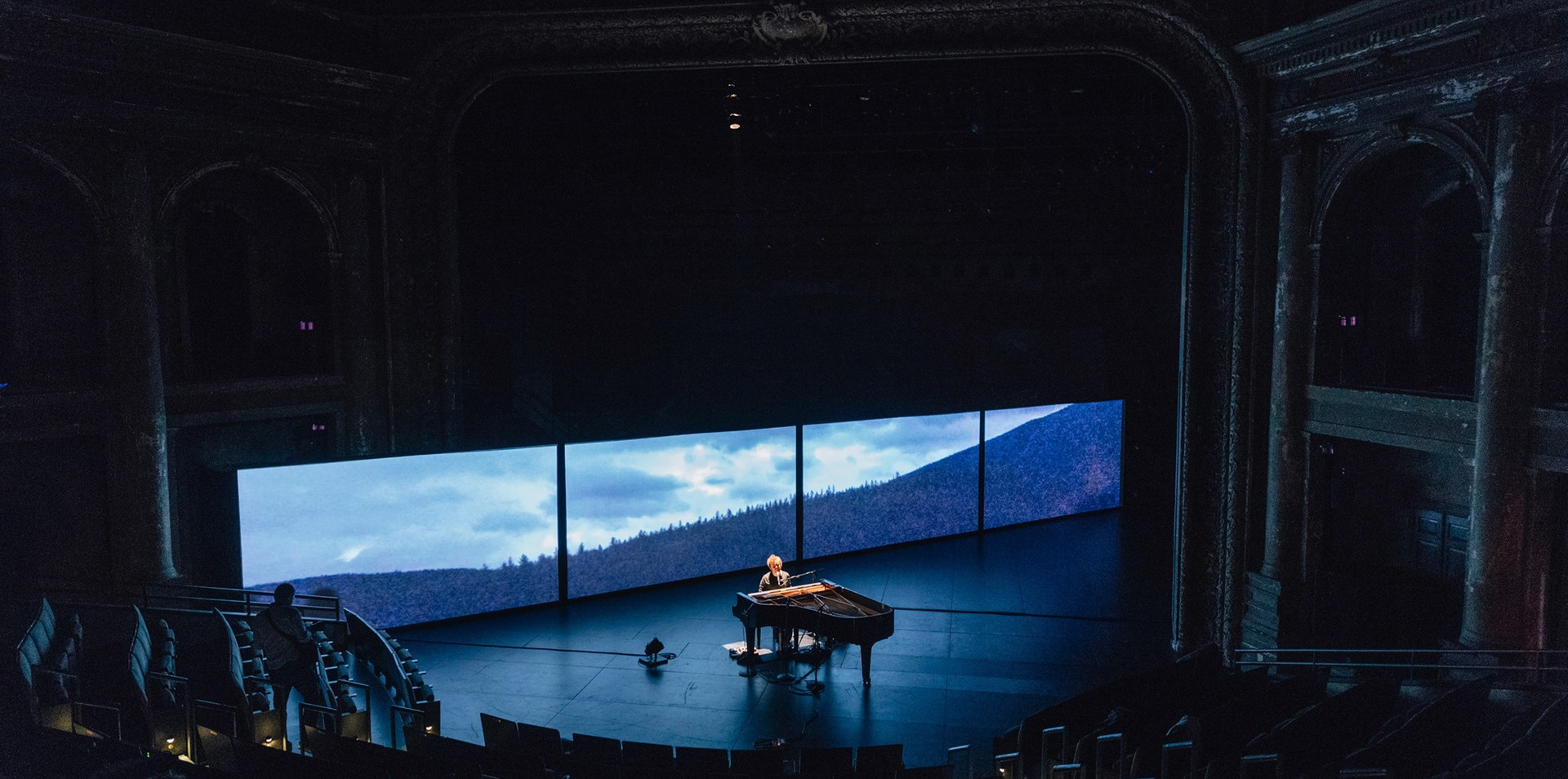 8980: Book of Travelers at BAM Next Wave 2017