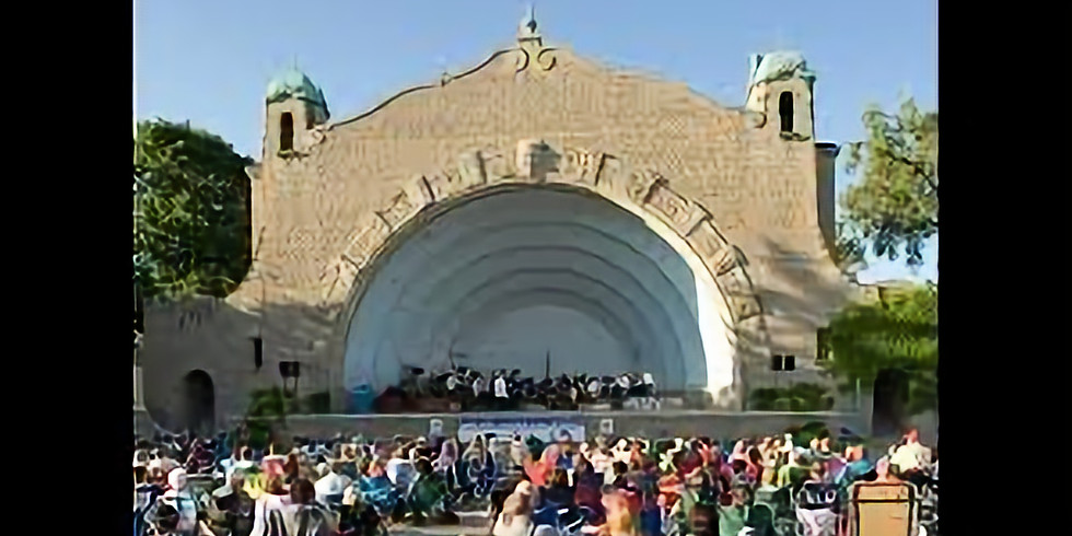 Music Under the Stars - Toledo Zoo - 4th of July