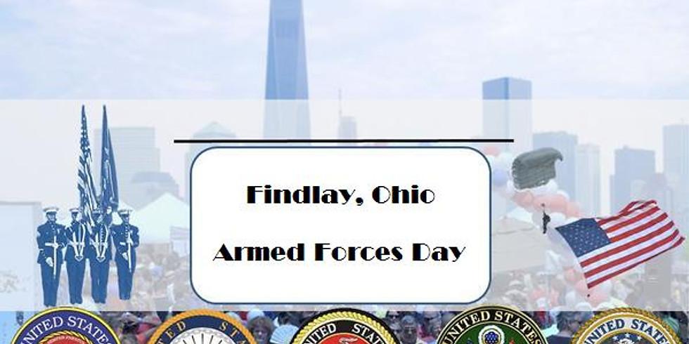 Findlay-Armed Forces Day Celebration