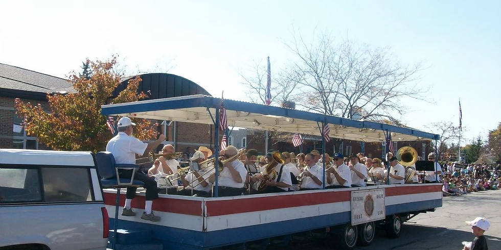 Oak Harbor-Apple Festival-Parade