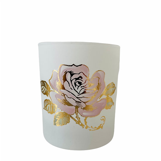 Rose love Candle (20cl)