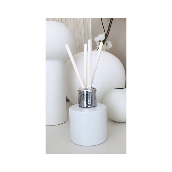 GLOSS WHITE REED DIFFUSER