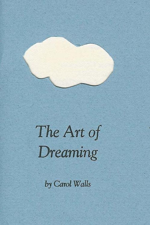 "Handmade book ""The Art of Dreaming"" by Carol Walls"
