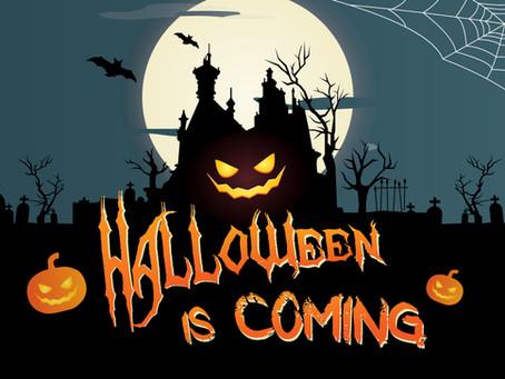 Spooky Halloween!!!!