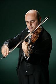 バイオリンとギターデュオコンサート(終了しました)