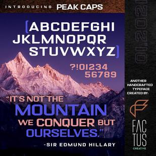 Peak Caps