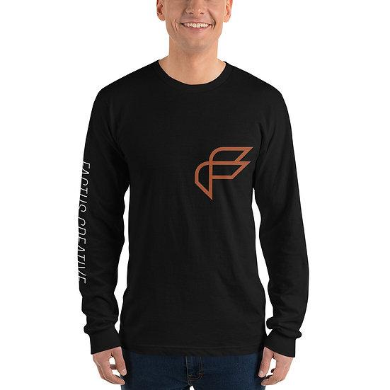 Factus F Logo 003 Long sleeve t-shirt