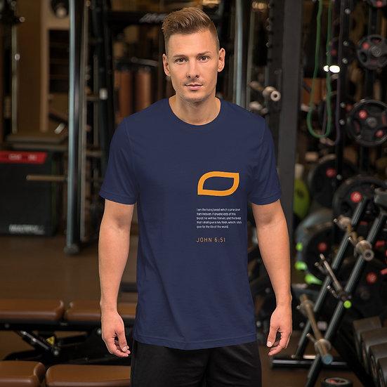 Bread of Life Short-Sleeve Unisex T-Shirt