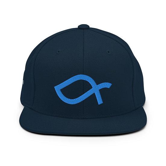 Ichthys Faith Snapback Hat