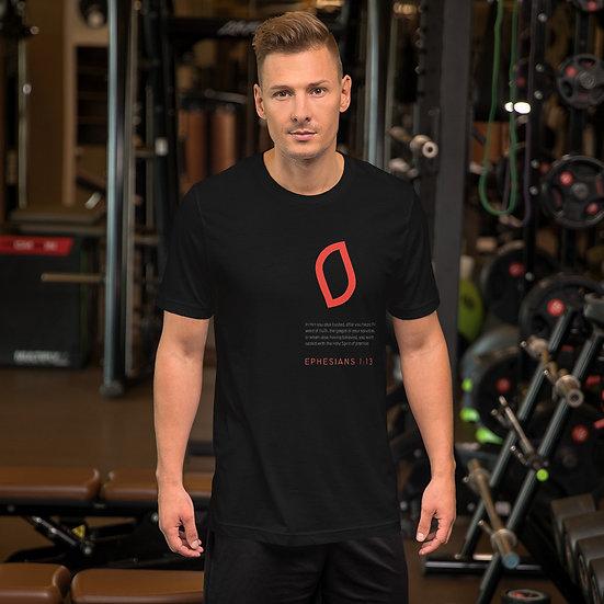Holy Spirit Short-Sleeve Unisex T-Shirt