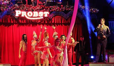 Circus Probst - Krefelder Weihnachtscircus