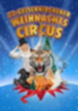 Gelsenkirchener Weihnachtscircus Plakat 2018