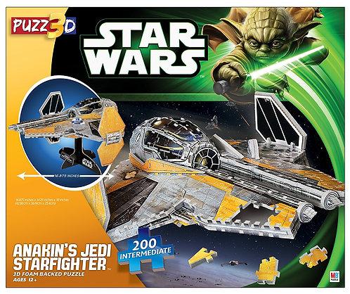 Star Wars Puzz 3D Anakin's Jedi Starfighter