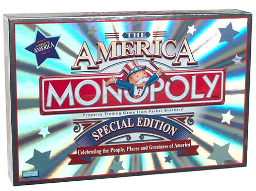 America Monopoly Special Edition