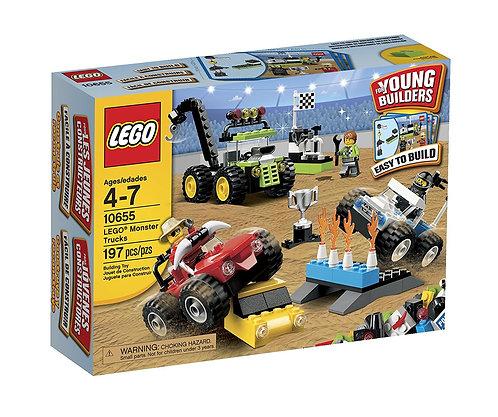LEGO 10655 Monster Trucks