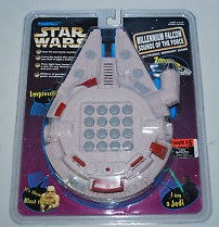 Star Wars Millennium Falcon Electronic Memory Game