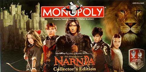 Narnia Monopoly