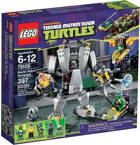 LEGO 76030 Teenage Mutant Ninja Turtles Baxter Robot Rampage