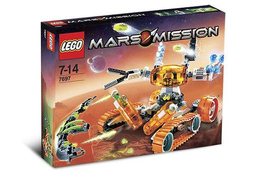 LEGO 7697 Mars Mission MT-51 Claw-Tank Ambush
