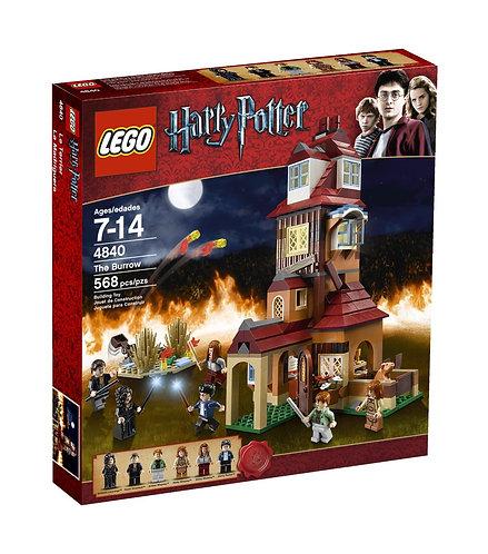 LEGO 4840 Harry Potter The Burrow