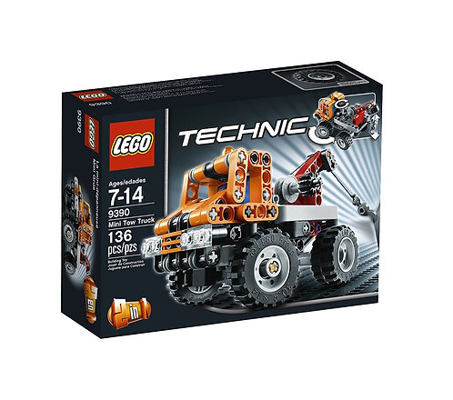 LEGO 9390 Technic Mini Tow Truck