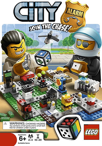 LEGO 3865 City Alarm