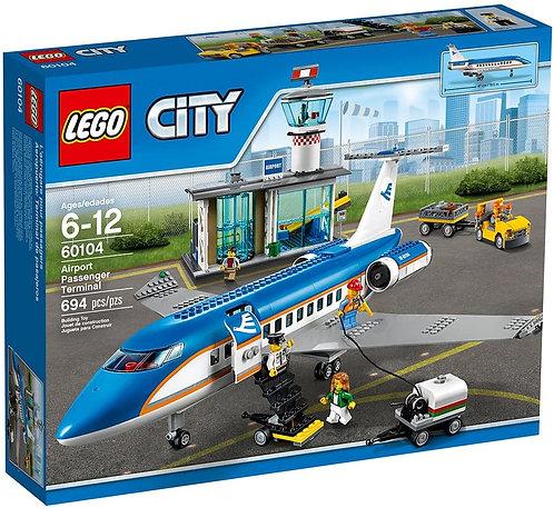 LEGO 60104 City Airport Passenger Terminal
