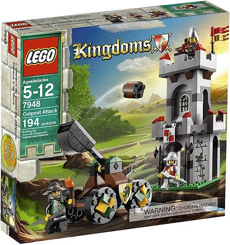 LEGO 7948 Kingdoms Outpost Attack