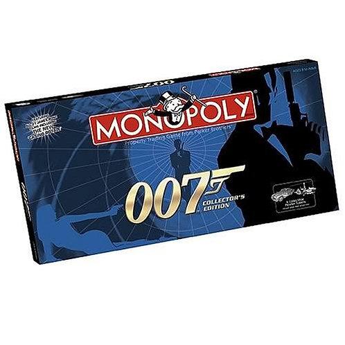 James Bond Monopoly (Blue Box)