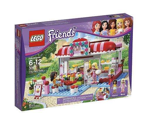 LEGO 3061 Friends City Park Cafe