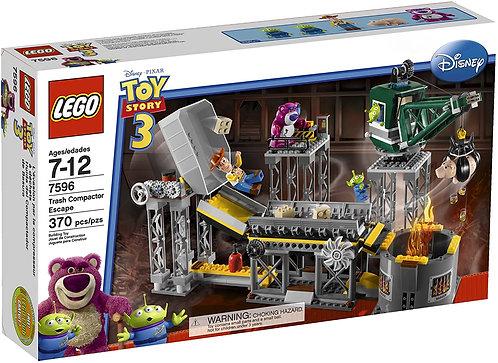 LEGO 7596 Toy Story Trash Compactor Escape