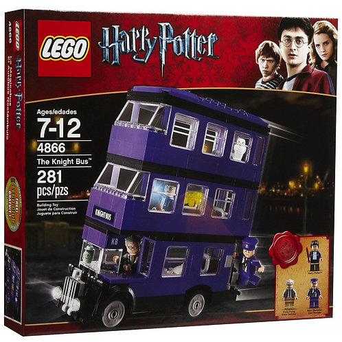 LEGO 4866 Harry Potter The Knight Bus