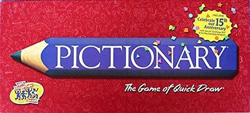 Pictionary 15th Anniversary