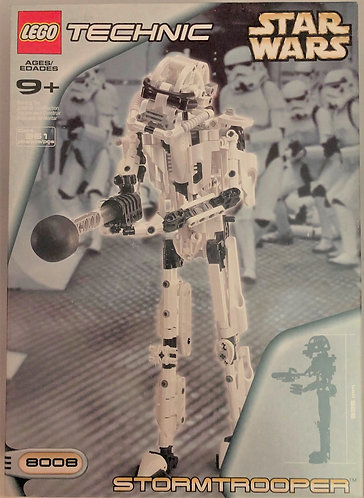 LEGO 8008 Star Wars Stormtrooper