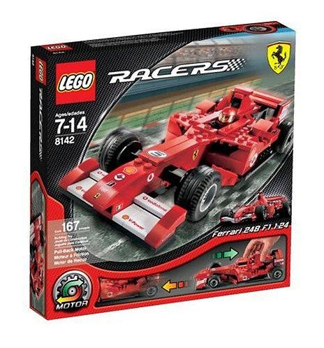 LEGO 8142 Racers Ferrari F1 1:24