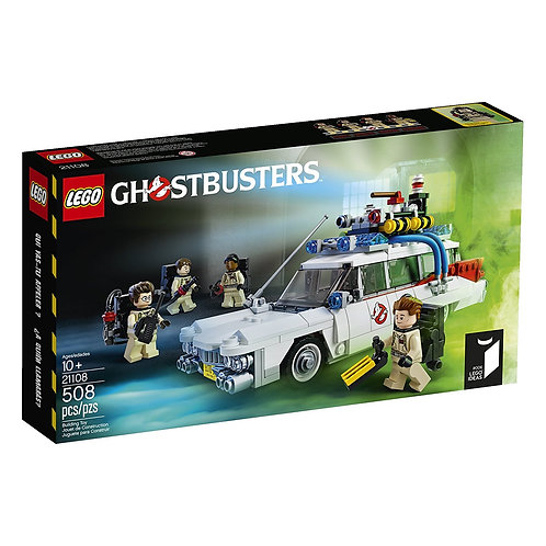 LEGO 21108 Ghostbusters Ecto-1 30th Anniversary