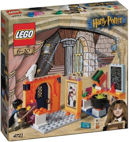 LEGO 4721 Harry Potter Hogwarts Classrooms
