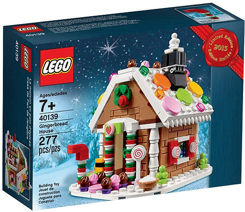 LEGO 40139 Gingerbread House