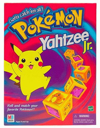 Pokemon Yahtzee Jr.