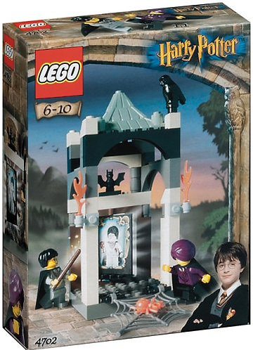 LEGO 4865 Harry Potter The Final Challenge