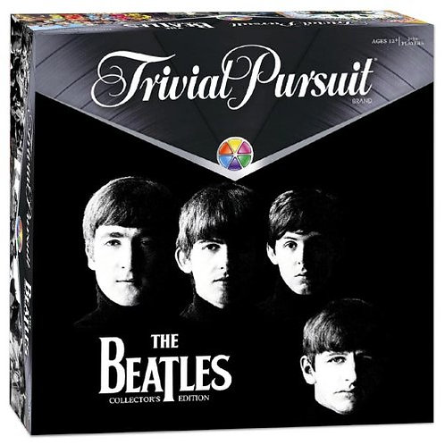 Beatles Trivial Pursuit (Black Box)