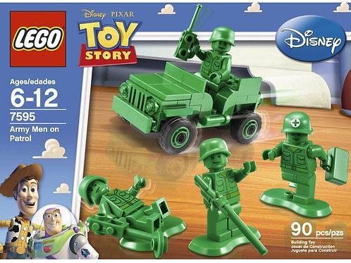 LEGO 7595 Toy Story Army Men on Patrol