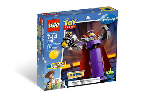 LEGO 7591 Toy Story Construct-a-Zurg