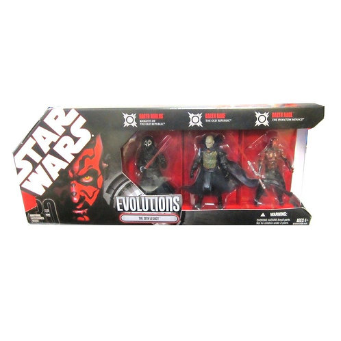 Star Wars Evolutions: The Sith Legacy
