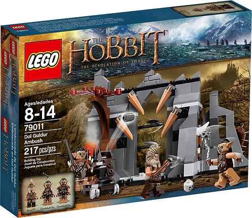 LEGO 79011 Hobbit Dol Guldur Ambush