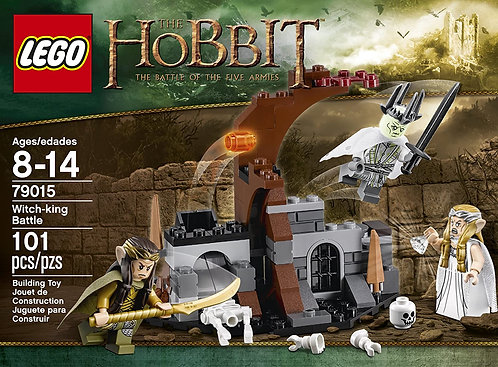 LEGO 79015 Hobbit Witch-king Battle