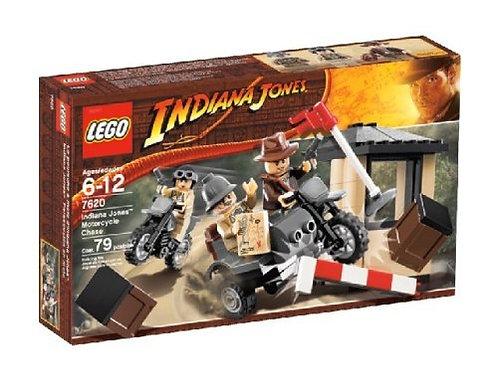 LEGO 7620 Indiana Jones Motorcycle Chase