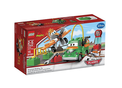 LEGO 10509 DUPLO Planes Dusty and Chug