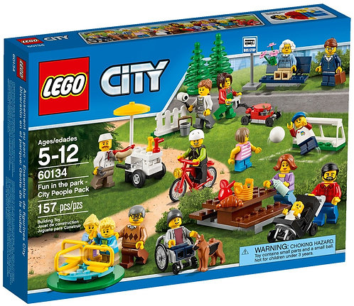 LEGO 60134 City Fun in the Park - City People Pack