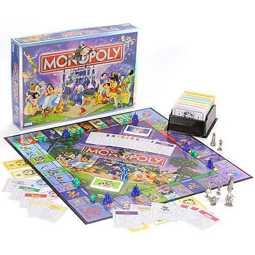 Disney Monopoly (2001 version)